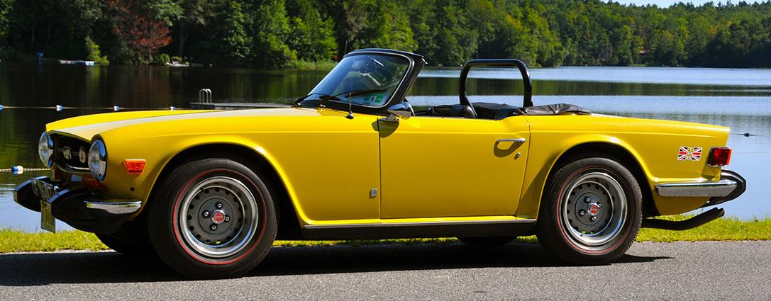 Tr6 Triumph Club Vintage Triumph Register