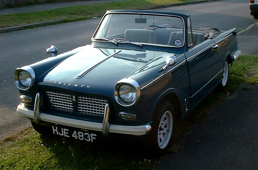 Triumph Vitesse Cars For Sale